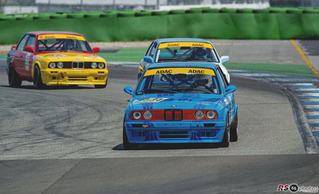 BMW 325i - Uwe Klapproth - Youngtimer Trophy - Preis der Stadt Stuttgart 2020 - Hockenheimring