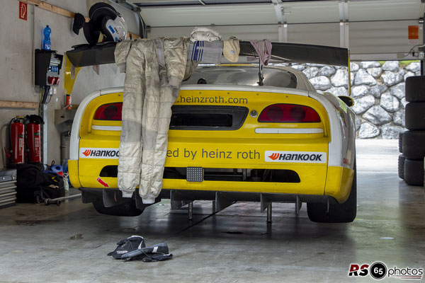 Dodge Viper Competition - Heinz Roth - Histo Cup - Bosch Race - Salzburgring 2021