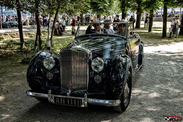 Bentley MK VI 1947