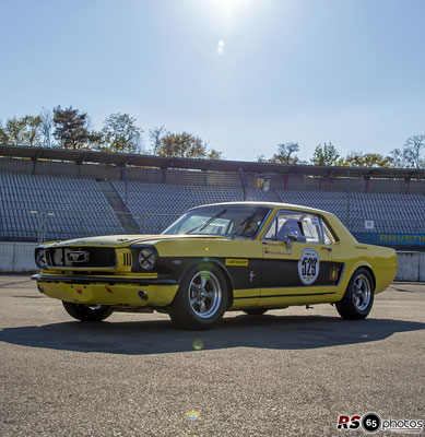 Ford Mustang Mark 1 - Michael Münzenmaier/Thomas Schäfer - FHR Spring Classic - Hockenheimring 2021