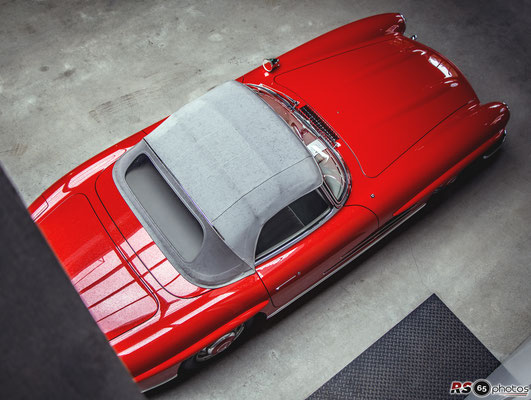 Mercedes-Benz 300 SL Roadster HK-ENGINEERING