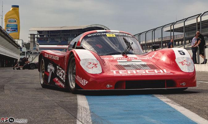 Pro Sport LM 3000 - Wolfgang Terschl - Hockenheimring 2020