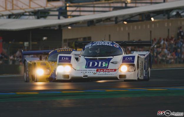 Porsche 962 C - Le Mans Classic 2018