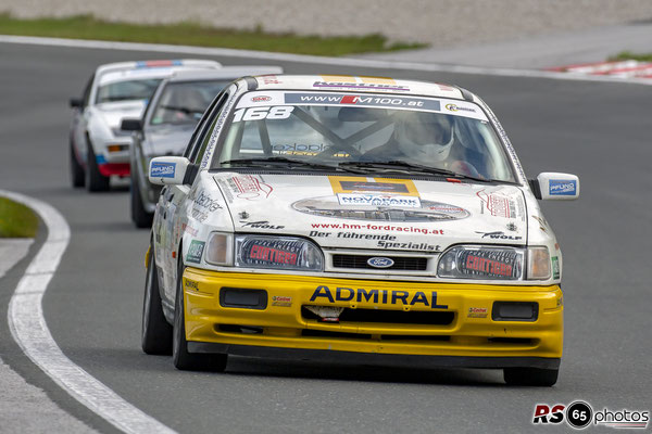Ford Sierra Cosworth - Egon Mlineritsch - Reinhold Huber - Histo Cup - Bosch Race - Salzburgring 2021