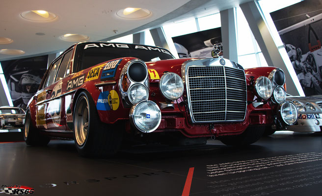 AMG 300 SEL 6.8 - Mercedes-Benz Museum