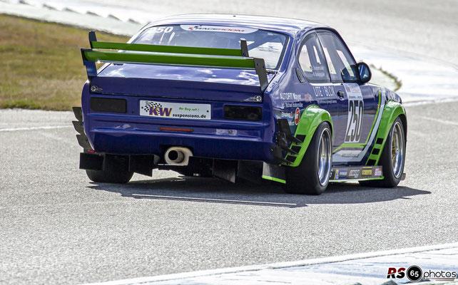 Opel Kadett C - Michael Bodenmüller - KW Berg-Cup - Hockenheimring 2021