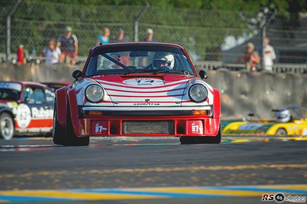 Porsche 930 - Le Mans Classic 2018
