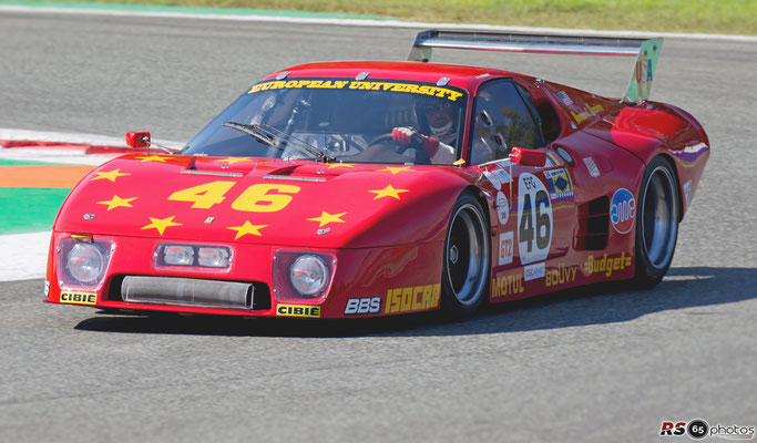 Ferrari 512 BB LM - Monza Historic 2019