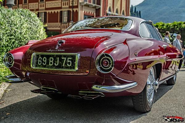 Jaguar XK 120 Supersonic - Concorso D'Eleganza Villa D'Este 2019