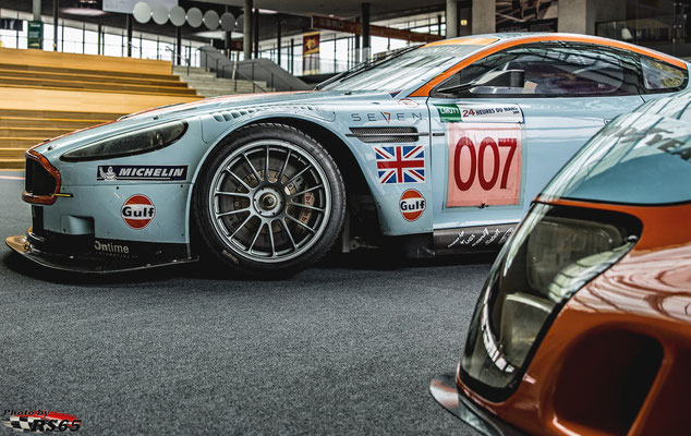 Aston Martin DBR 9 007 - ROFGO Collection - Retro Classics Stuttgart 2020