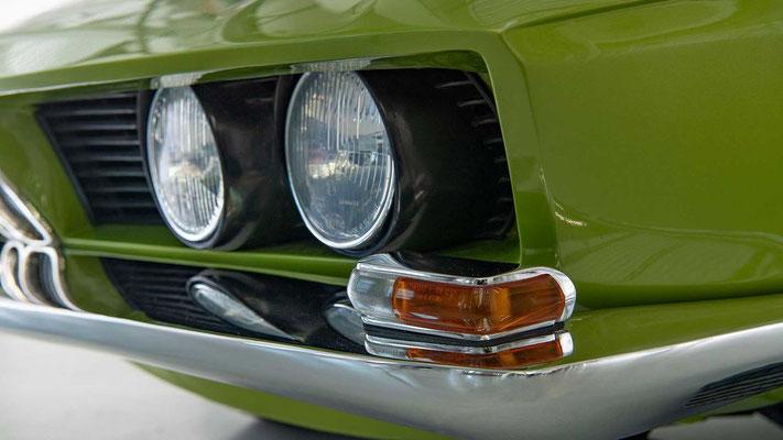 BMW 2800 GTS Frua