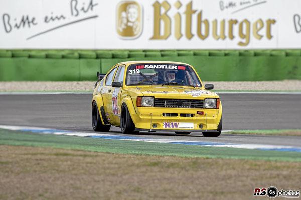 Opel Kadett C - Alex Pleier - KW Berg-Cup - Hockenheimring 2021