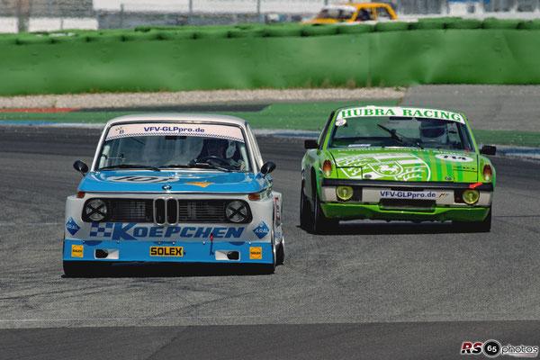 BMW 2002 - Rainer Fischer - Hockenheimring 2020