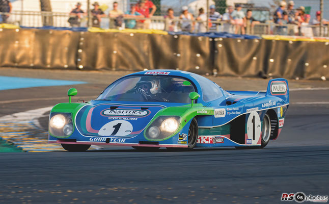 Inaltera GT - Le Mans Classic 2018