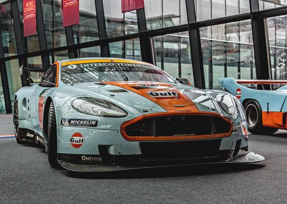 Aston Martin DBR9 007 - ROFGO Gulf Heritage Collection