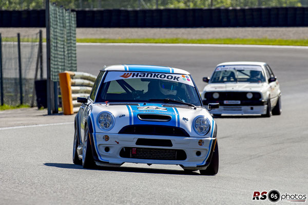 Mini Cooper R53 - Karl Hes - Histo Cup - Bosch Race - Salzburgring 2021