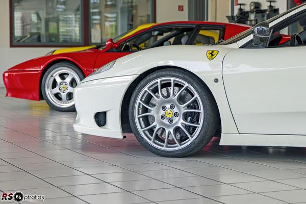 Ferrari 360 Challenge Stradale/ Auto-Salon-Singen