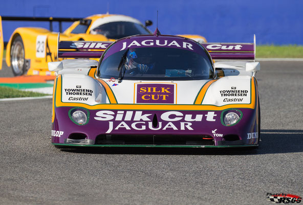 Jaguar XJR8 - Monza Historic 2019 - Peter Auto
