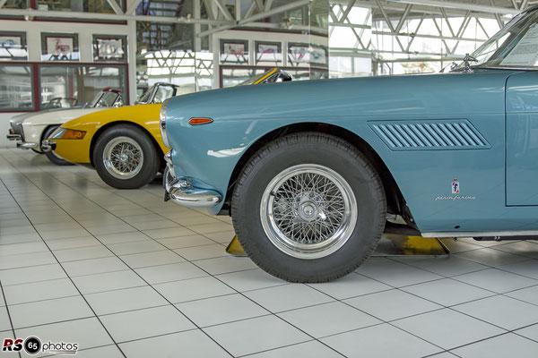 Ferrari 250 GT/E 2+2 / Auto-Salon-Singen