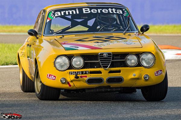 Alfa Romeo 1750 GTAM - Heritage Touring Cup - Monza Historic 2019