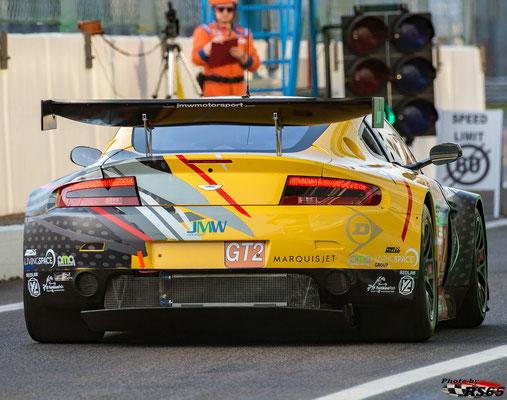 Aston Martin Vantage GT2 - Monza Historic 2019 - Peter Auto