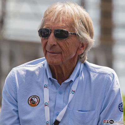 Derek Bell - Le Mans Classic 2018