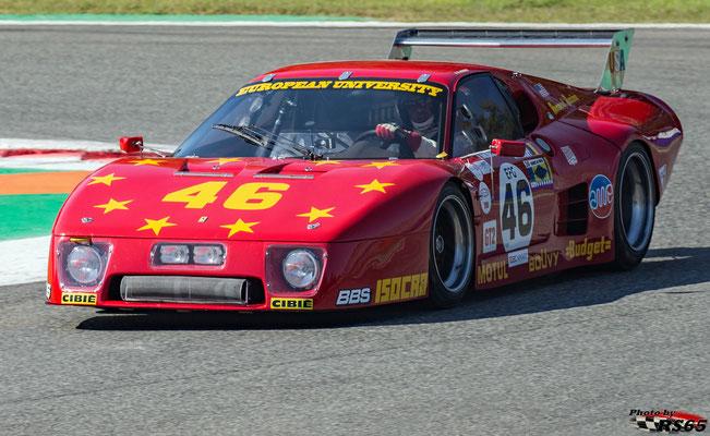 Ferrari 512 BB LM - Monza Historic 2019 - Peter Auto
