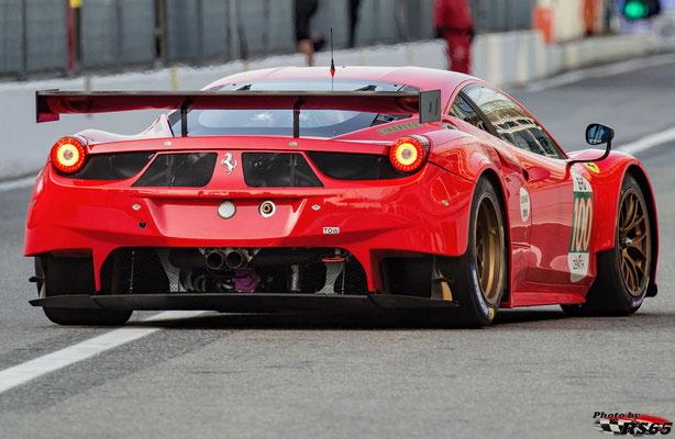 Ferrari 458 GTE - Endurance Racing Legends - Monza Historic 2019