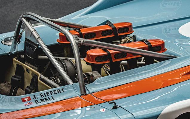Porsche 908/3 - ROFGO Gulf Heritage Collection