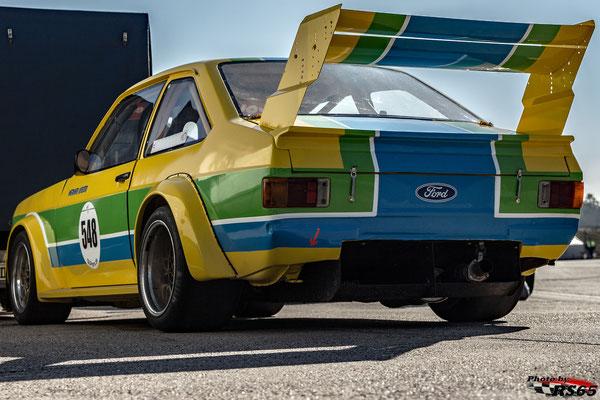 Ford Escort RS2000-Werner Kieser-VFV GLPpro-Preis der Stadt Stuttgart 2019-Hockenheimring