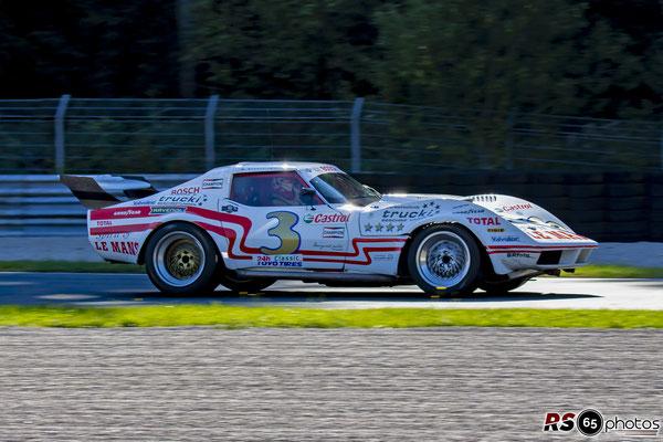 Chevrolet Corvette - Wolfgang Schachinger - Histo Cup - Bosch Race - Salzburgring 2021