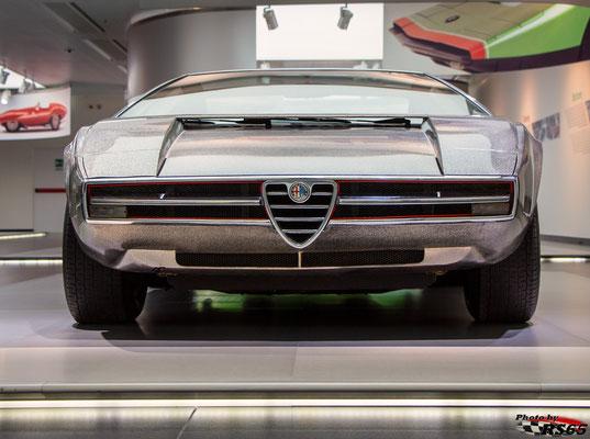 Alfa Romeo Iguana - Alfa Romeo Museum