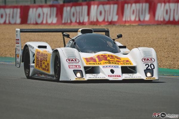 Lola T92/10 - Group C Racing