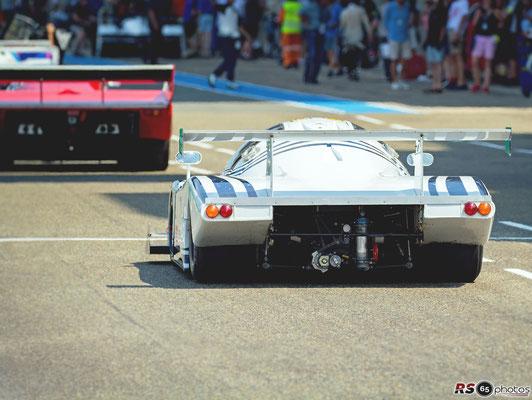 Ecosse C285 - Group C Racing