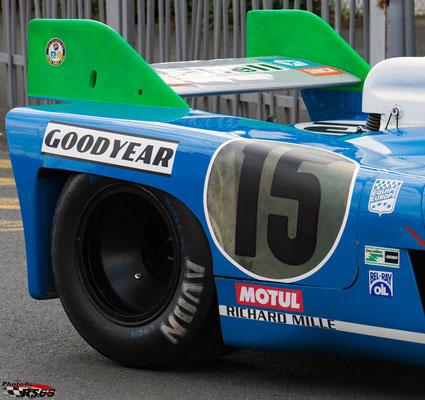 Matra MS 660 - Le Mans Classic 2018