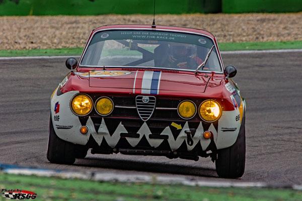 Alfa Romeo GT-Am - FHR HTGT um die Dunlop Trophy - Preis der Stadt Stuttgart 2018 - Hockenheimring