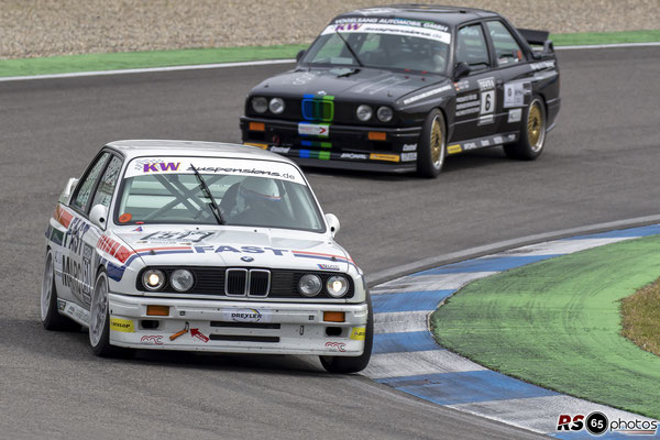 BMW M3 E30 - Marc Seesing - FHR Spring Classic - Hockenheimring 2021