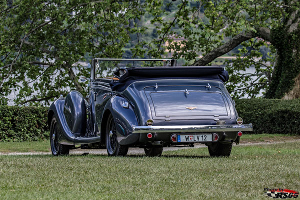 Lagonda V12 Redfern Tourer - Concorso D'Eleganza Villa D'Este 2019