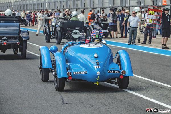 Delahaye 135 M Competition - Le Mans Classic 2018