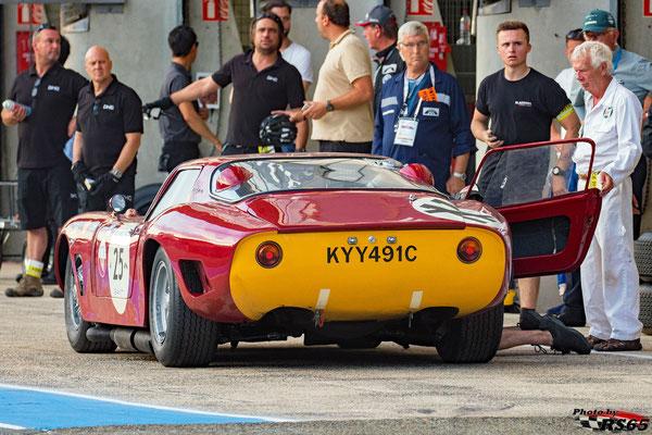 Iso A3/C Grifo Competizione - Le Mans Classic 2018