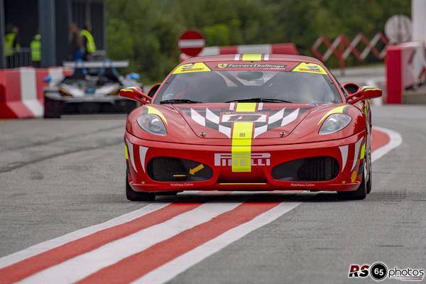 Ferrari F430 - Histo Cup - Bosch Race - Salzburgring 2021