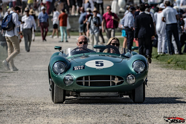 Aston Martin DBR1 - Chantilly Arts & Elegance Richard Mille 2019