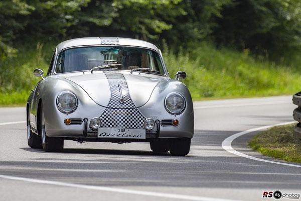 Porsche 356A - W. Lemke - Solitude Revival 2019