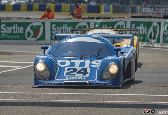 Rondeau M382 - Group C Racing