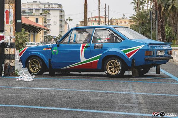 Ford Escort MKII - Sanremo Rallye Storico 2019
