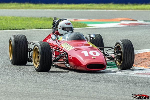 De Sanctis 1000cc F3 - Monza Historic 2019 - Peter Auto