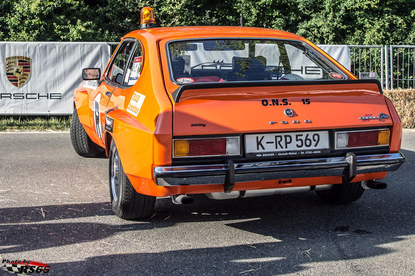 Ford Capri Ghia - Solitude Revival 2019