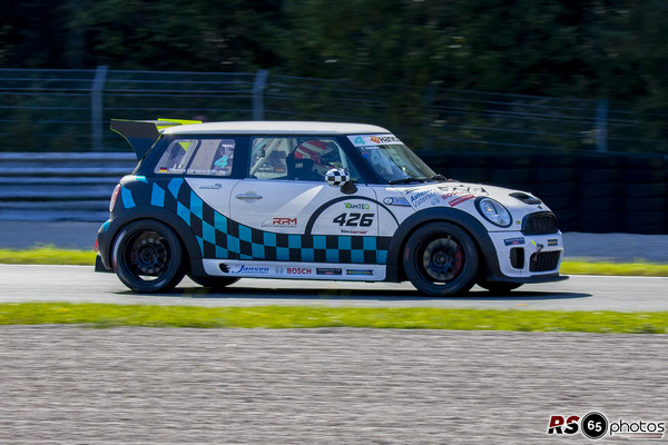 Mini Cooper JCW R56 - Thomas Eismann - Histo Cup - Bosch Race - Salzburgring 2021