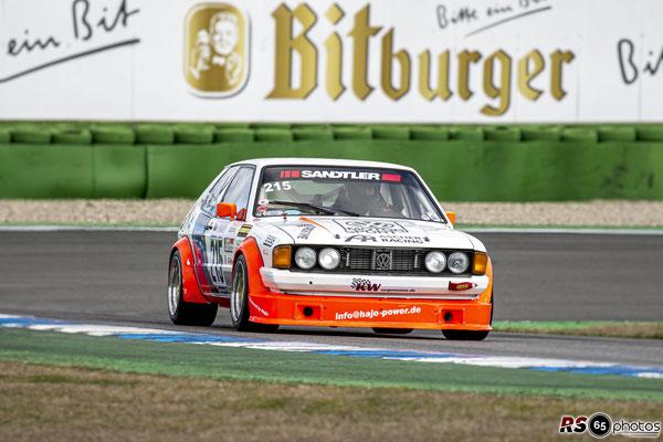 VW Scirocco - Hans-Joachim Schmidt - KW Berg-Cup - Hockenheimring 2021