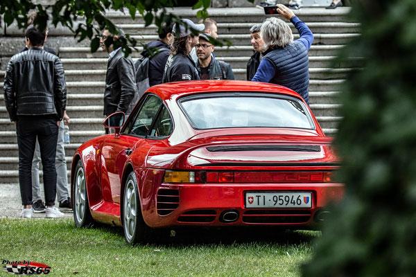 Porsche 959 - Concorso D'Eleganza Villa D'Este 2019